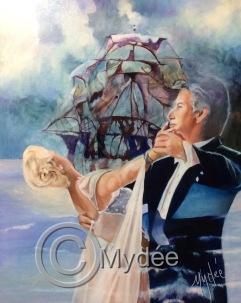 "Rêves et illusions 24-36"" pcs Huile 2016"
